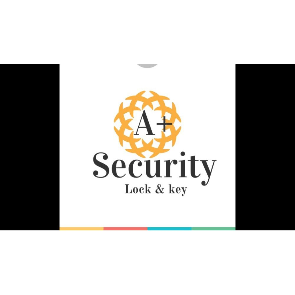 A+ Security Lock & Key