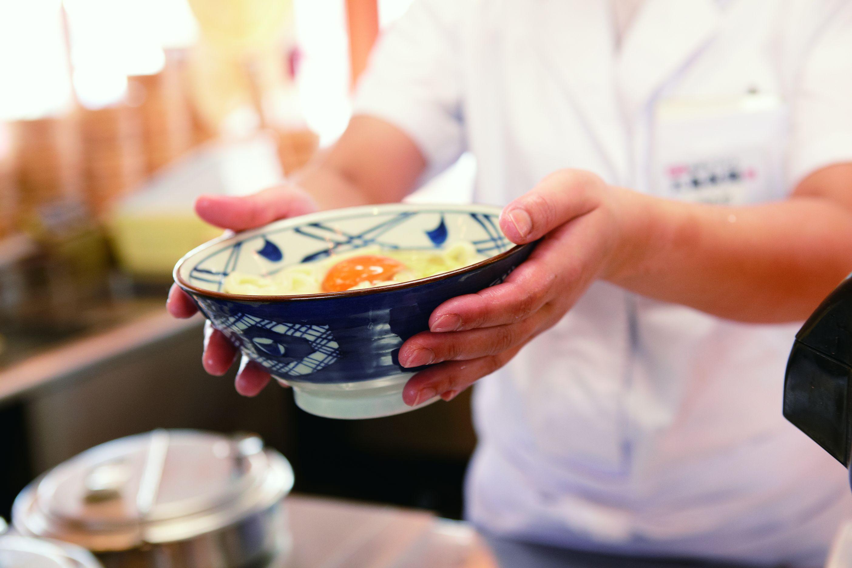 丸亀製麺八王子アイロード