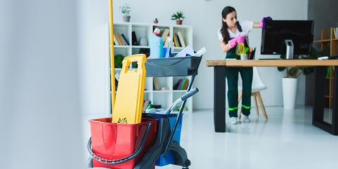 ServiceMaster Commercial Cleaning by Pristine Janitorial