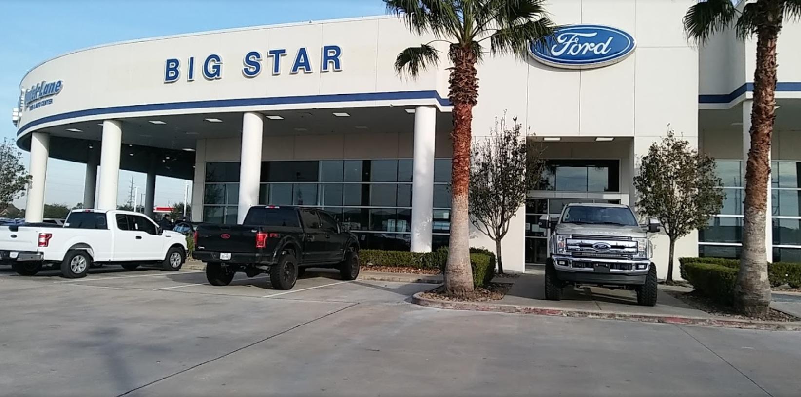 Big Star Ford image 0