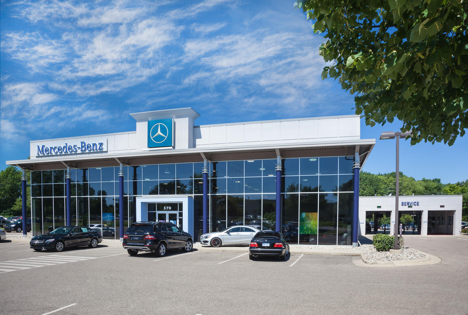 Mercedes benz of ann arbor in ann arbor mi whitepages for Mercedes benz bloomfield mi