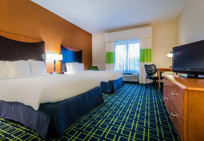 Fairfield Inn & Suites by Marriott Augusta Fort Gordon Area image 4