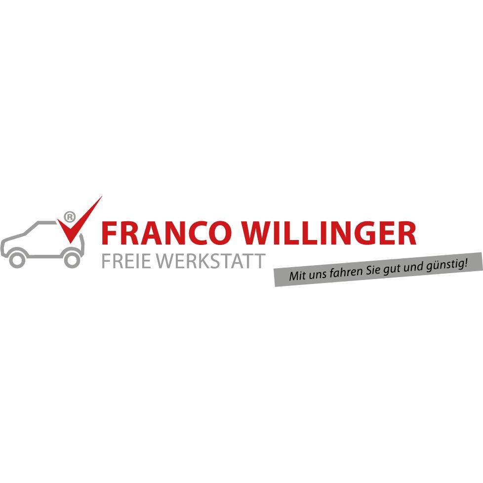 Logo von Franco Willinger Freie Werkstatt