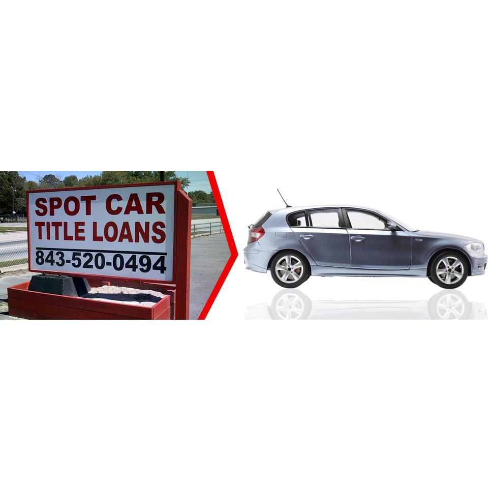 Spot Car Title Loans III