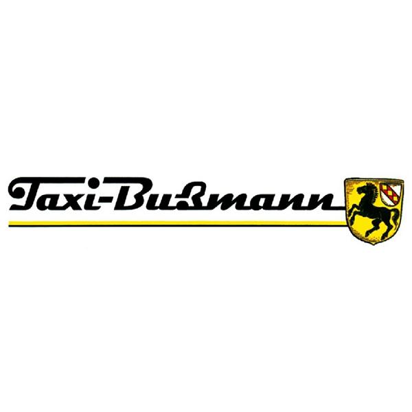 Logo von Taxi Bußmann