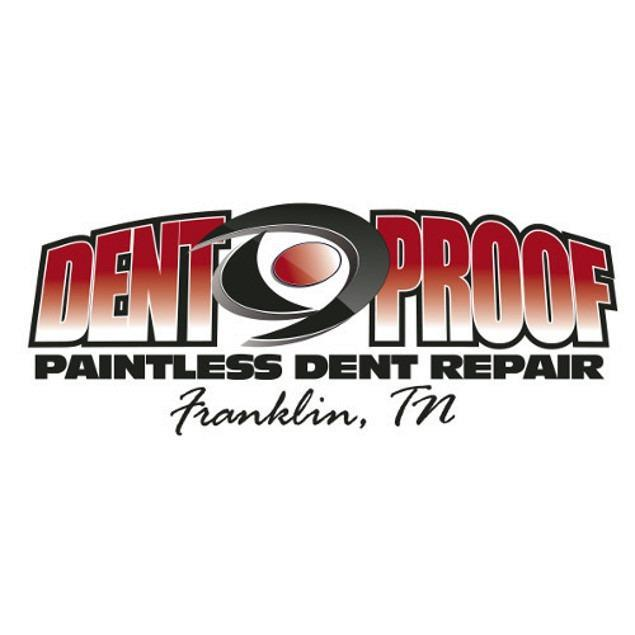 Dent Proof Paintless Dent Repair