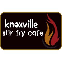 Stir Fry Cafe Knoxville Tn Menu