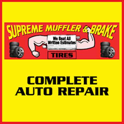 Supreme Muffler and Brake