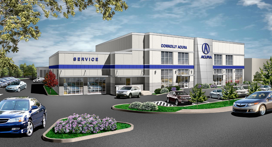 Herb Connolly Acura - 500 Worcester Road, Framingham, MA ...