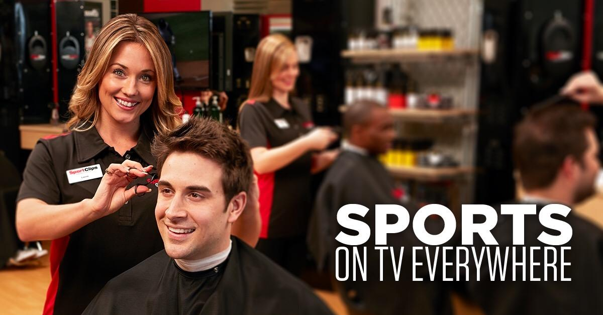 Sport Clips Haircuts of East Brunswick image 15