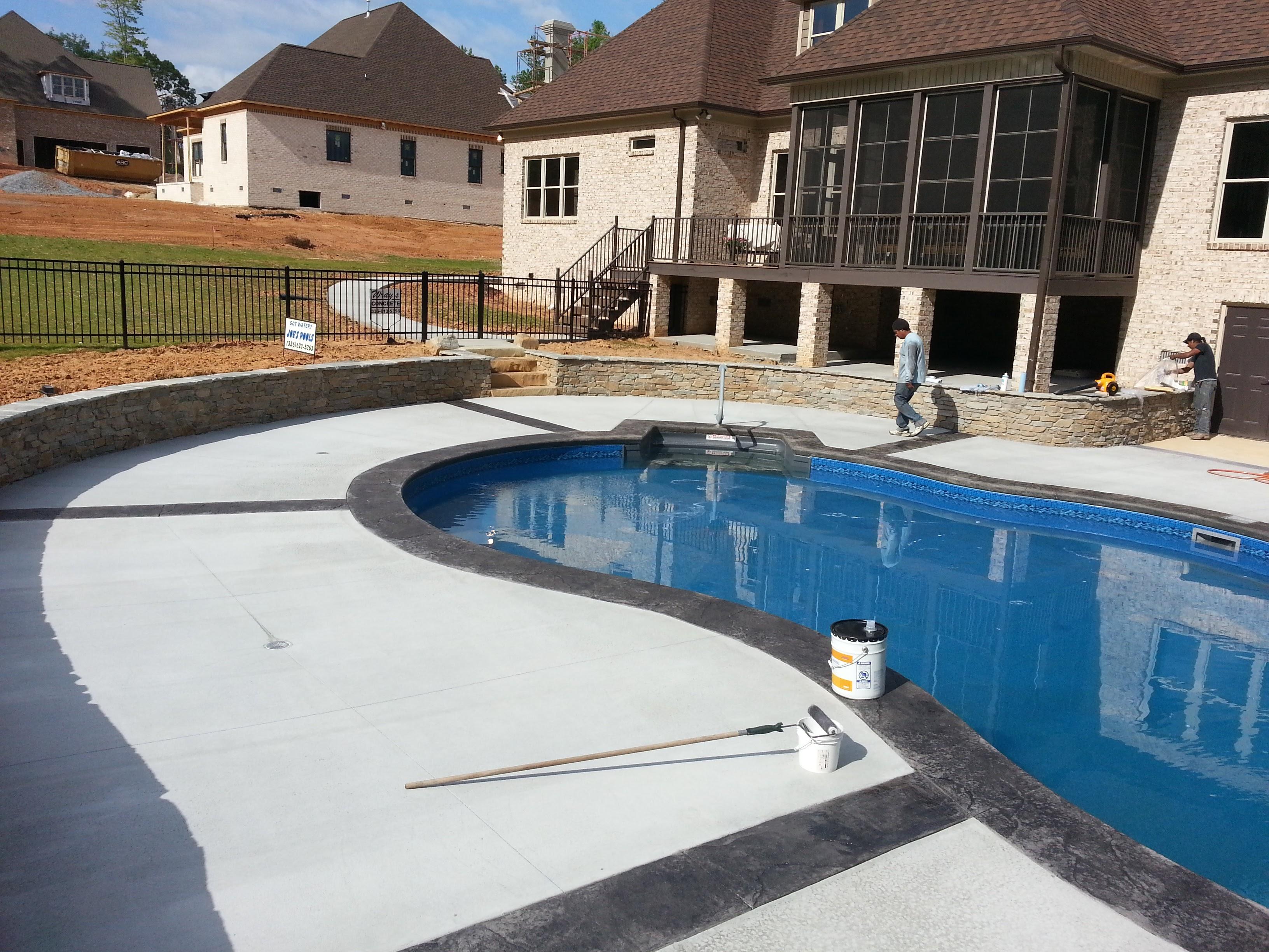 concrete contractors in danville va by superpages