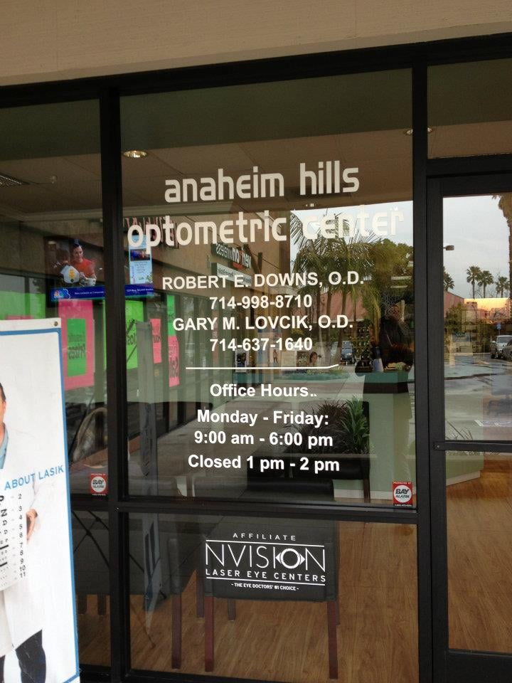 Anaheim Hills Optometric Center image 3