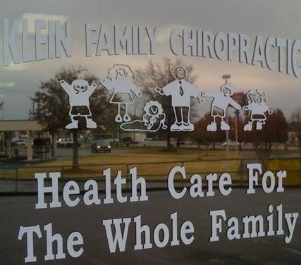 Klein Family Chiro In Dalton Ga 706 890 9349
