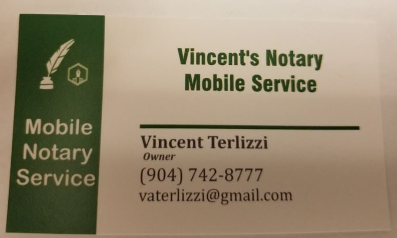 Vincent's Notary Service image 1