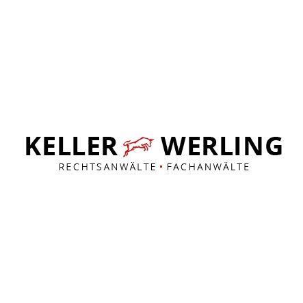 Logo von Keller & Werling Rechtsanwälte - Fachanwälte