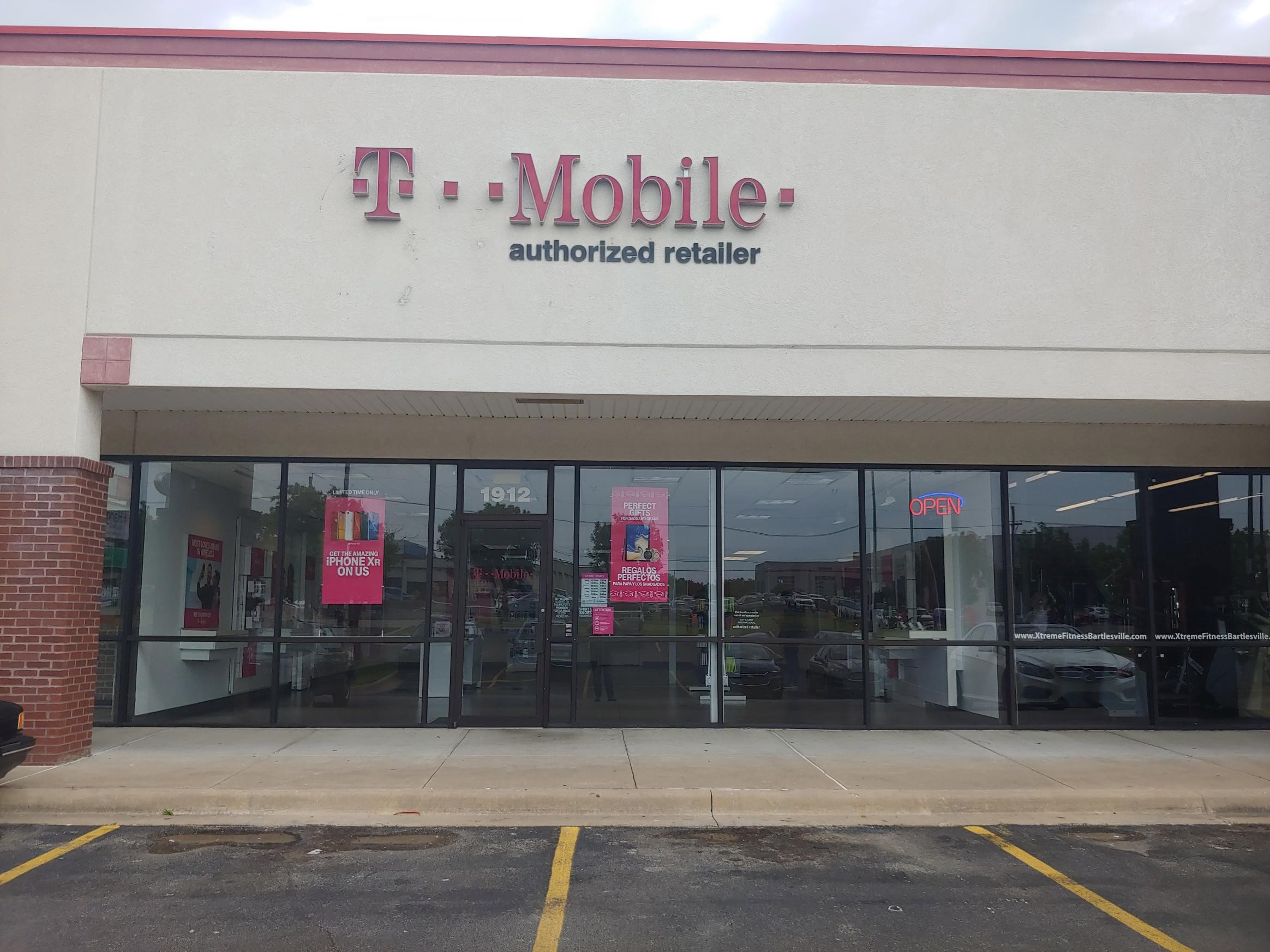 T Mobile Cell Phone Store Bartlesville Ok 74006