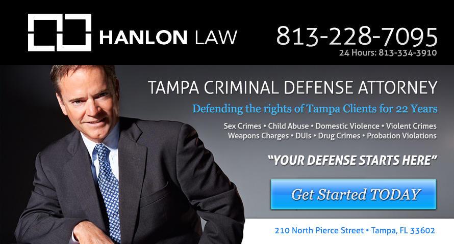 Hanlon Law - ad image