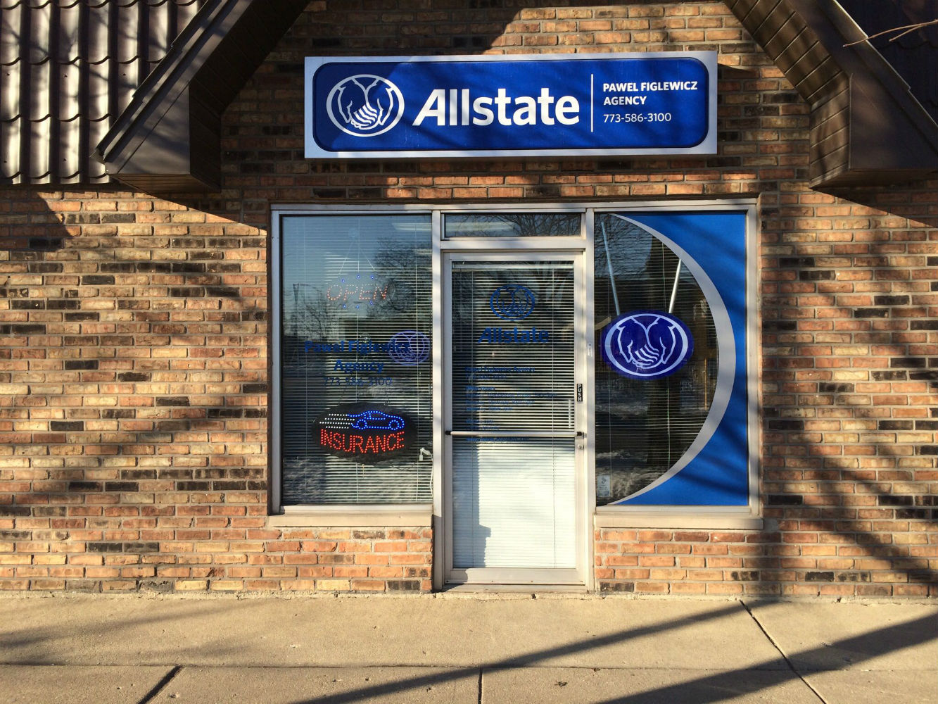 Allstate Insurance Agent: Pawel Figlewicz