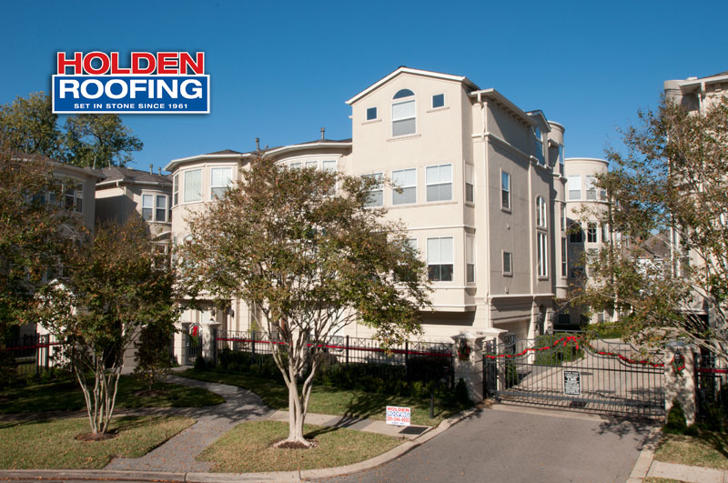 HOLDEN ROOFING - Rosenberg, TX