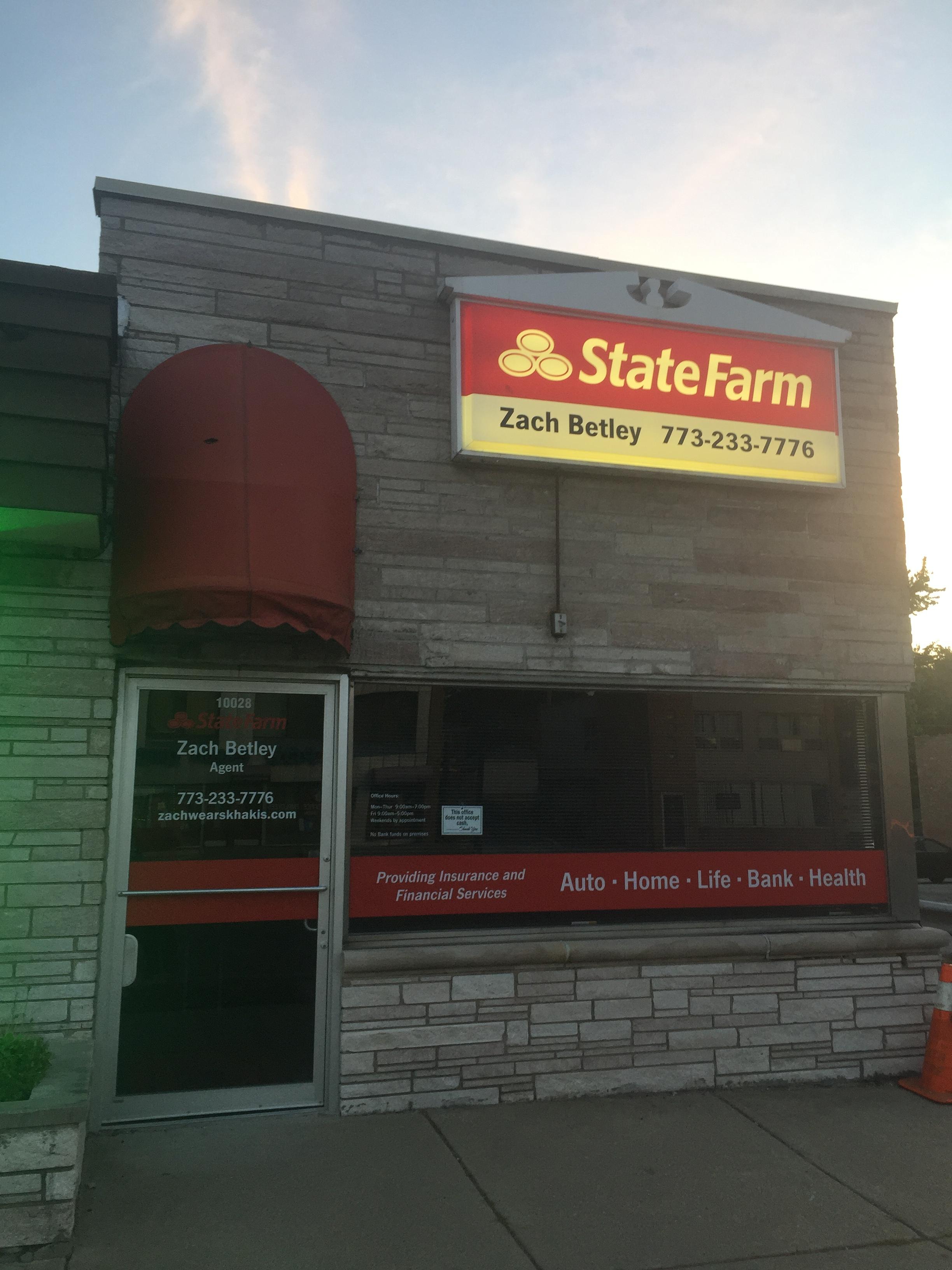 Zach Betley - State Farm Insurance Agent image 2