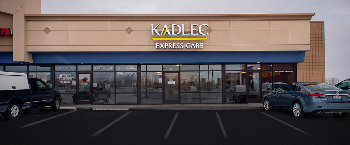 Kadlec Express Care - Queensgate image 3
