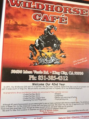 Wildhorse Cafe image 19