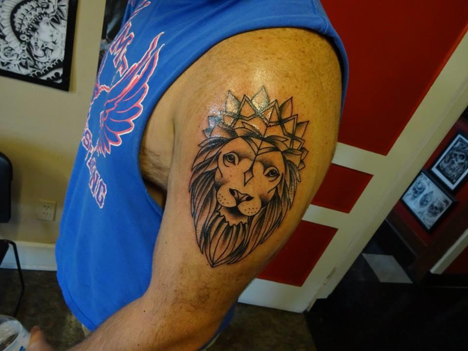 Archangel Tattoo image 1