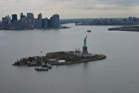 Helicopter New York City image 5
