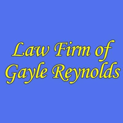 The Law Office of Gayle Reynolds