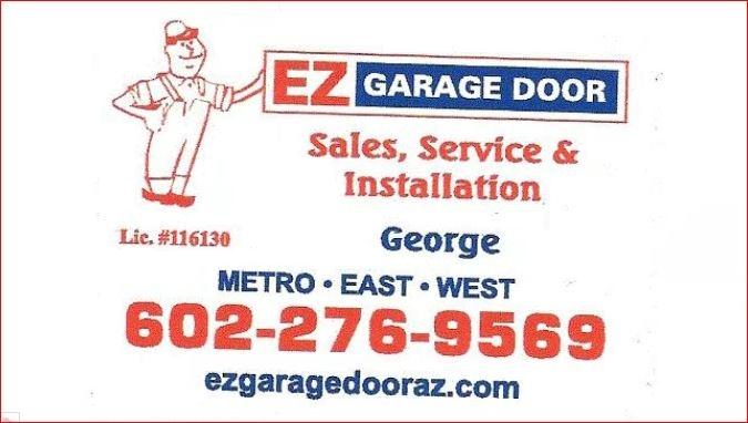 E Z Garage Doors image 1