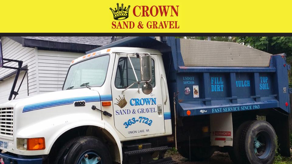 Crown Sand & Gravel image 0