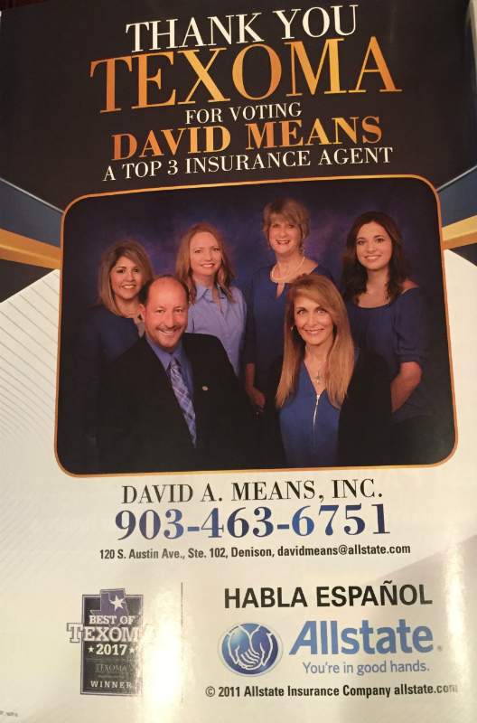 Allstate Insurance Agent: David Means image 1