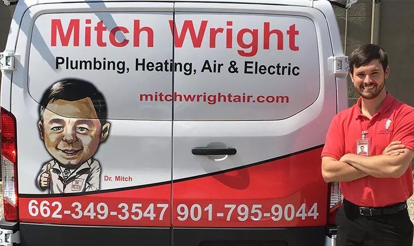 Mitch Wright Plumbing, Heating & Air image 2