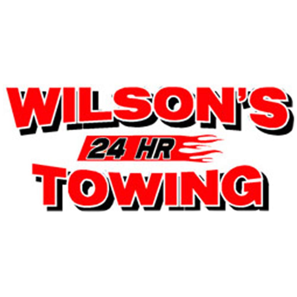 Wilson's 24Hr Towing