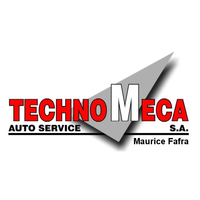 TechnoMeca Logo