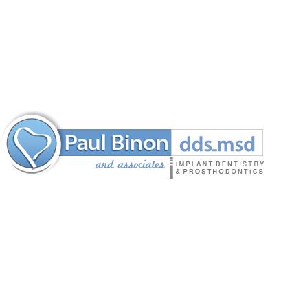 Paul P. Binon, DDS, MSD