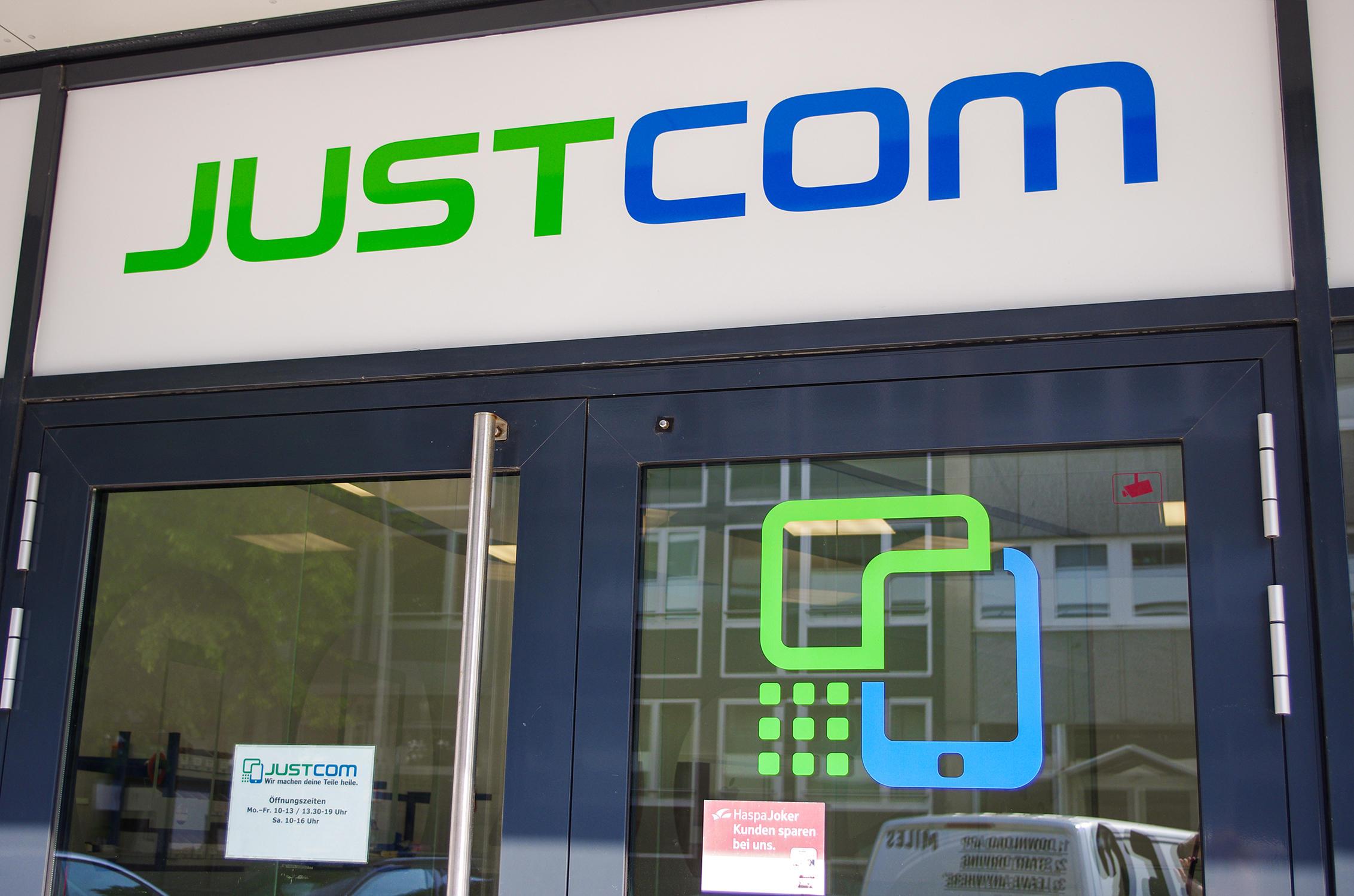 JUSTCOM iPhone Reparatur - iPad, MacBook, Notebook, Handy, Huawei und Samsung Altona