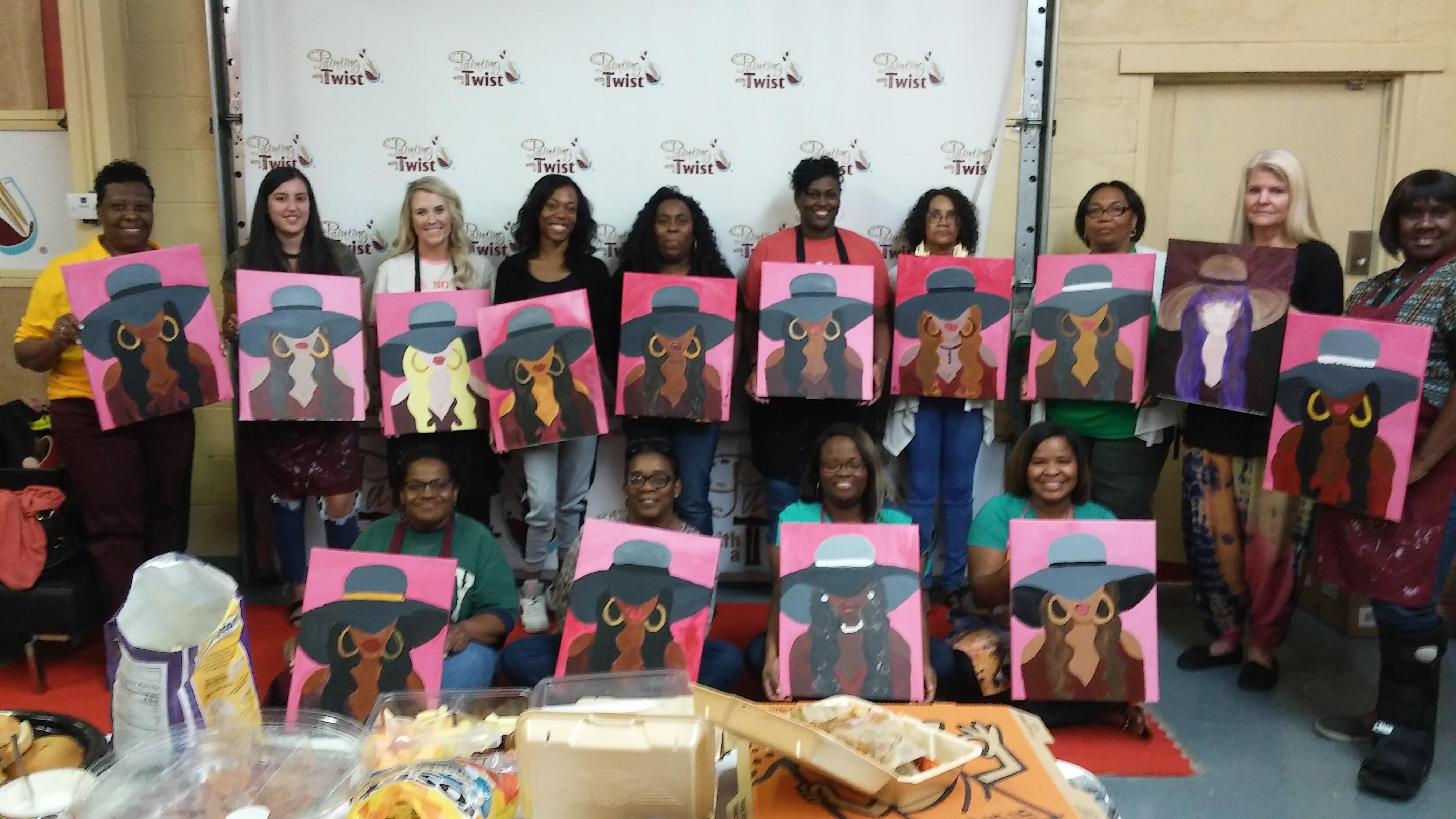 Painting with a twist waco hours for Painting with a twist conroe