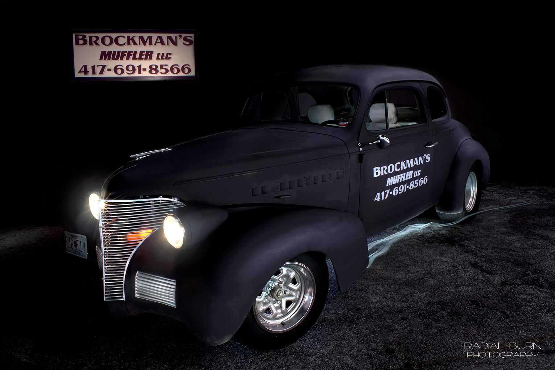 Brockman's Muffler image 38