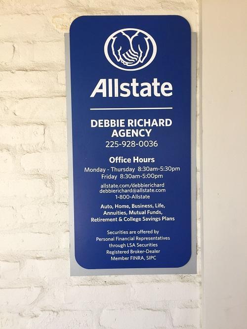 Allstate Insurance Agent: Debbie Richard image 1