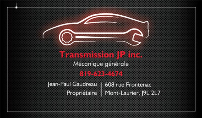 Transmissions J-P Inc à Mont-Laurier