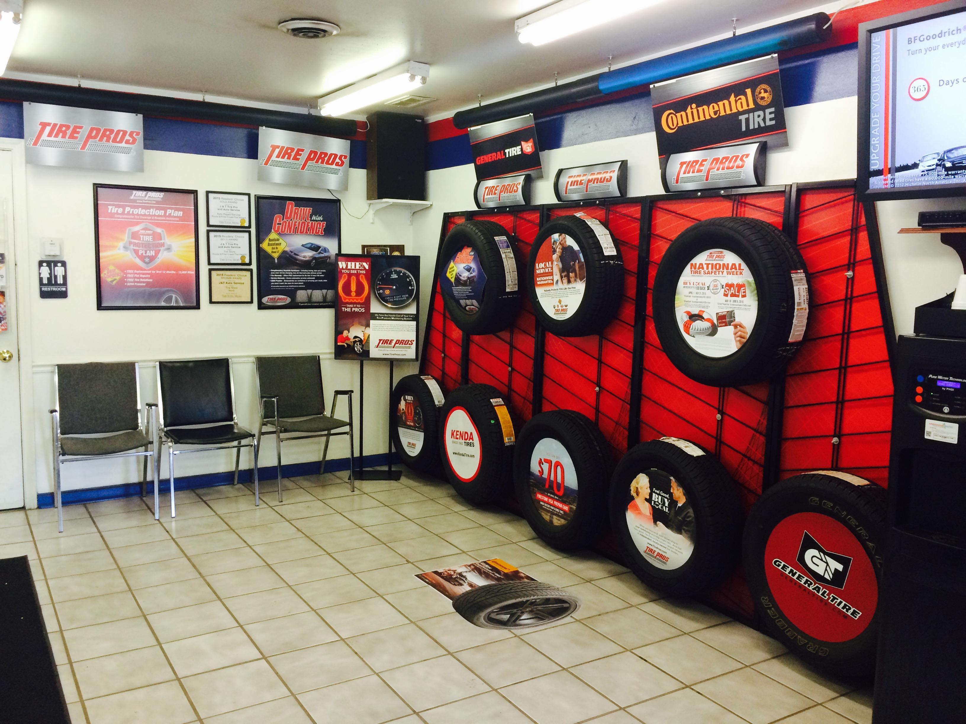 J & T Tire Pros & Auto Service image 0