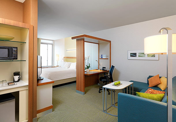 SpringHill Suites by Marriott Buffalo Airport image 2
