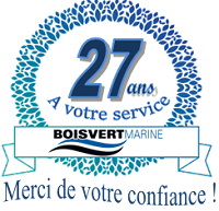 Boisvert Marine à Sorel-Tracy: 27 years at your service