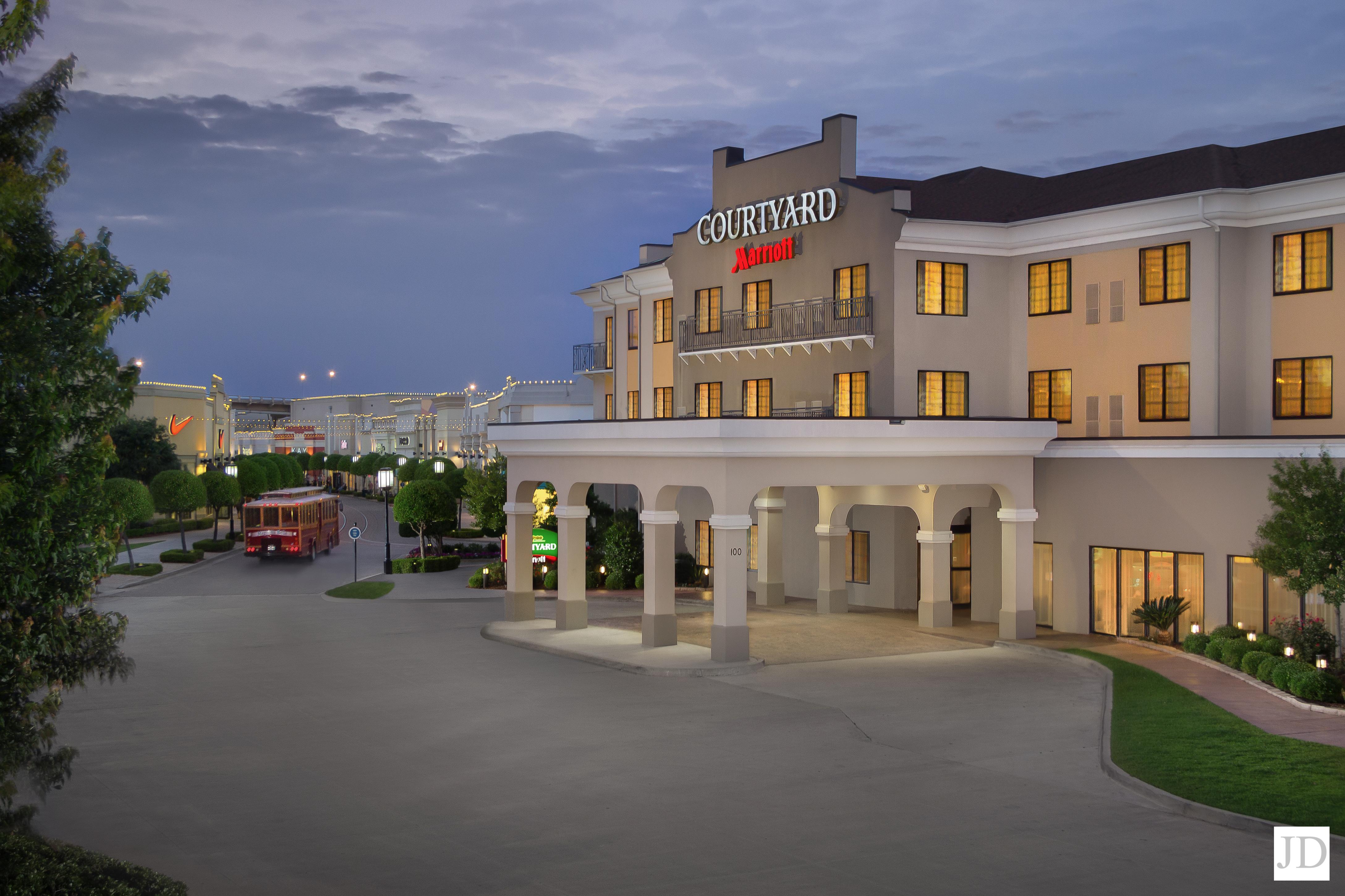 Courtyard by Marriott Shreveport-Bossier City/Louisiana Boardwalk image 0