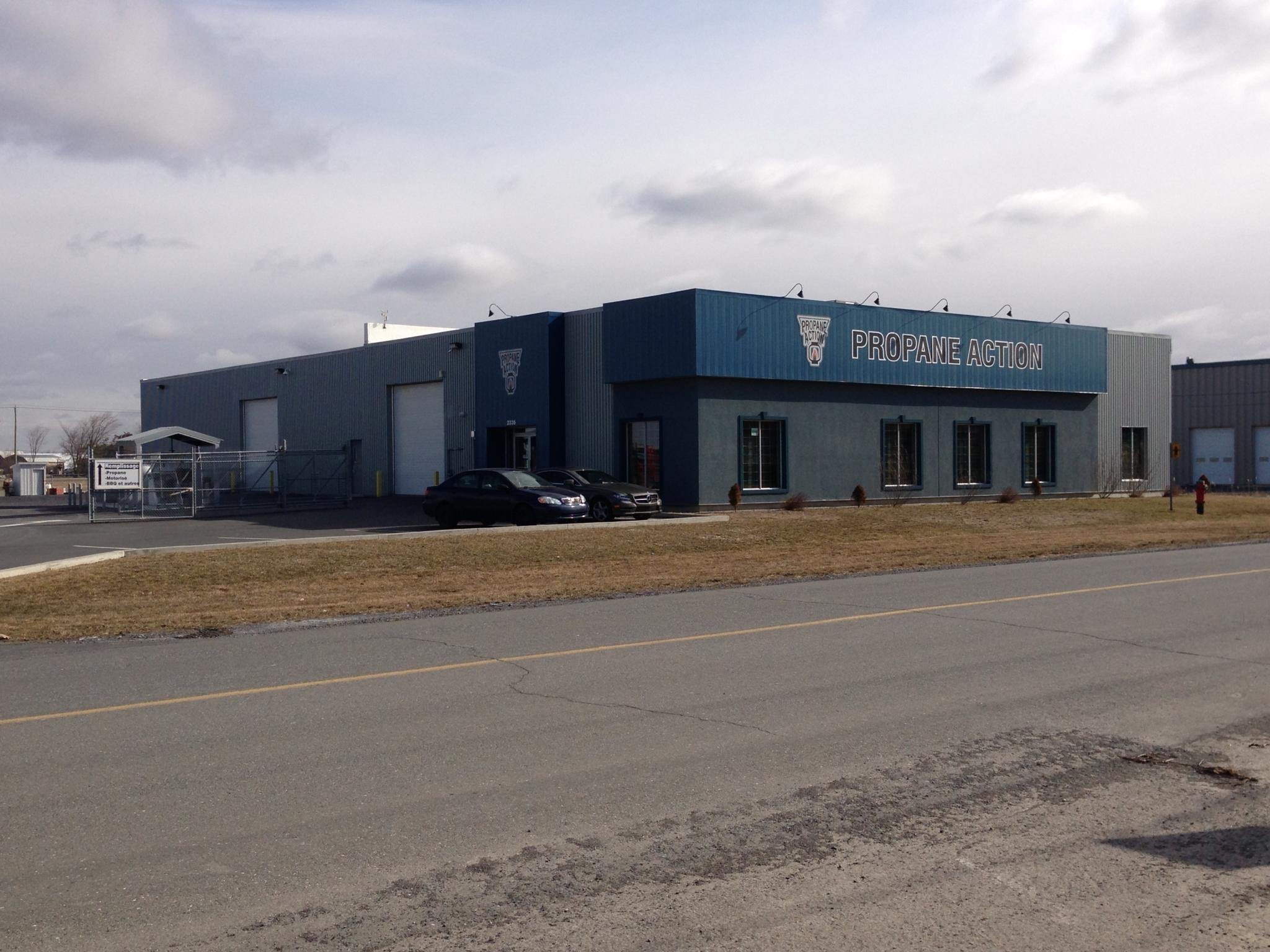 Techpro-Gaz Inc à Sainte-Julie