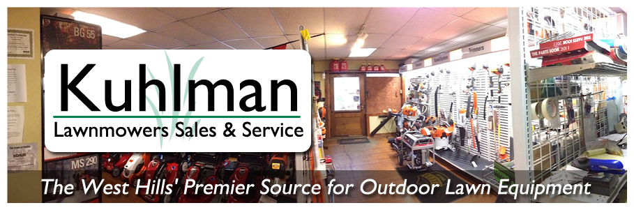 Kuhlman's Lawnmowers Sales & Service image 0
