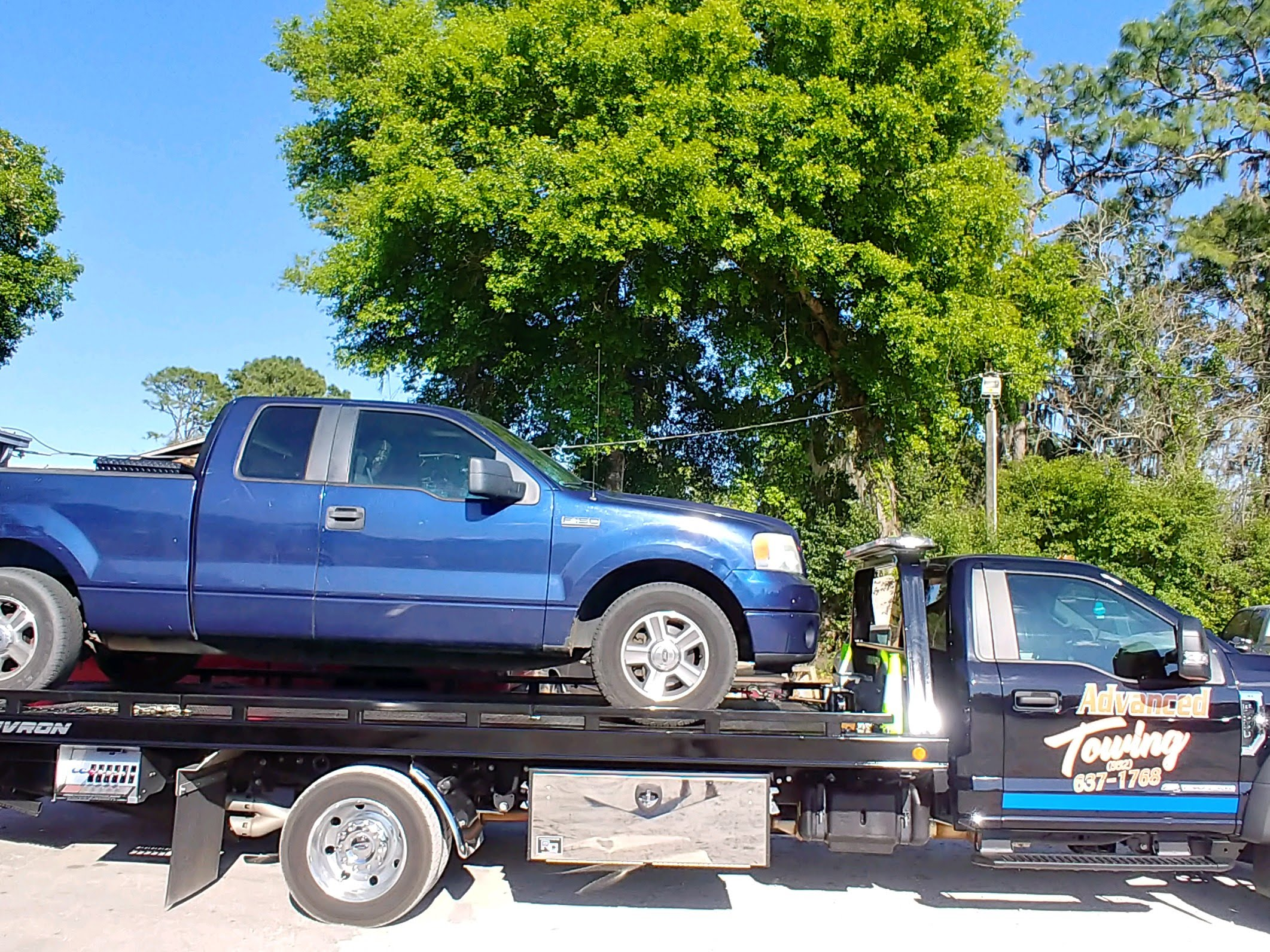 Advanced Towing image 40