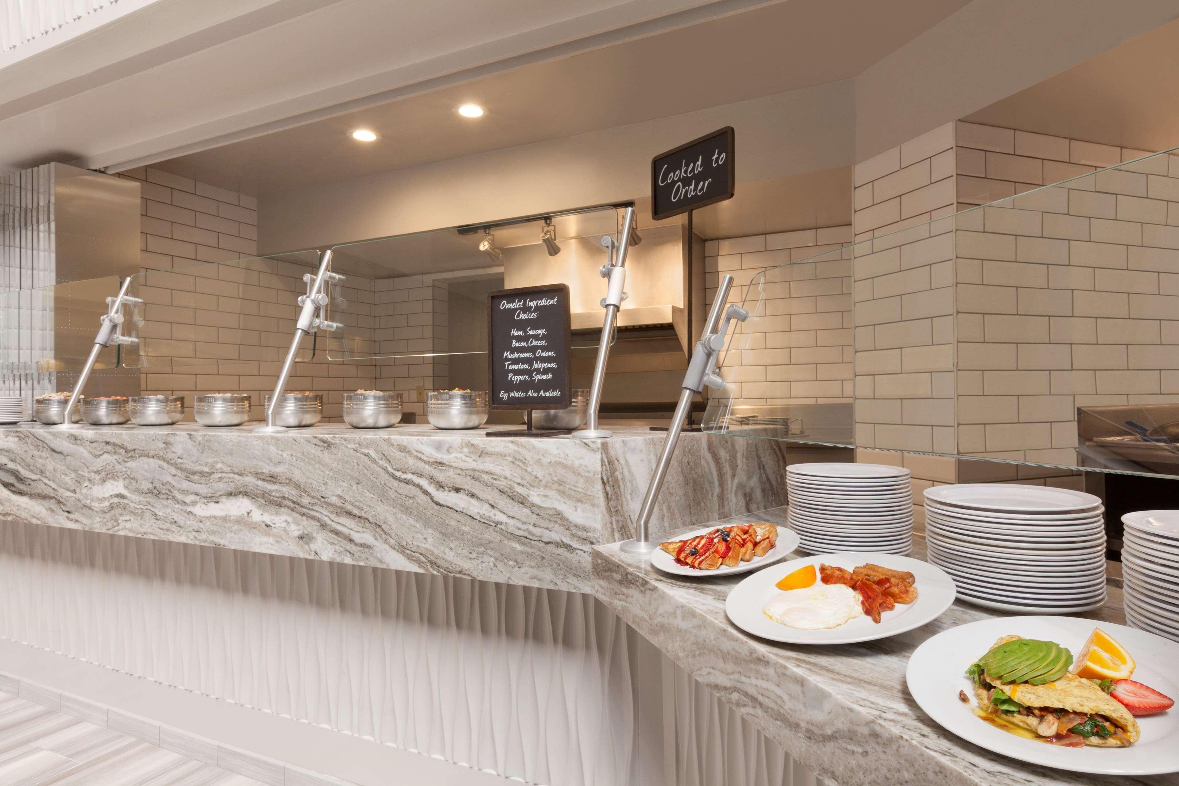 Embassy Suites Irvine Breakfast Buffet