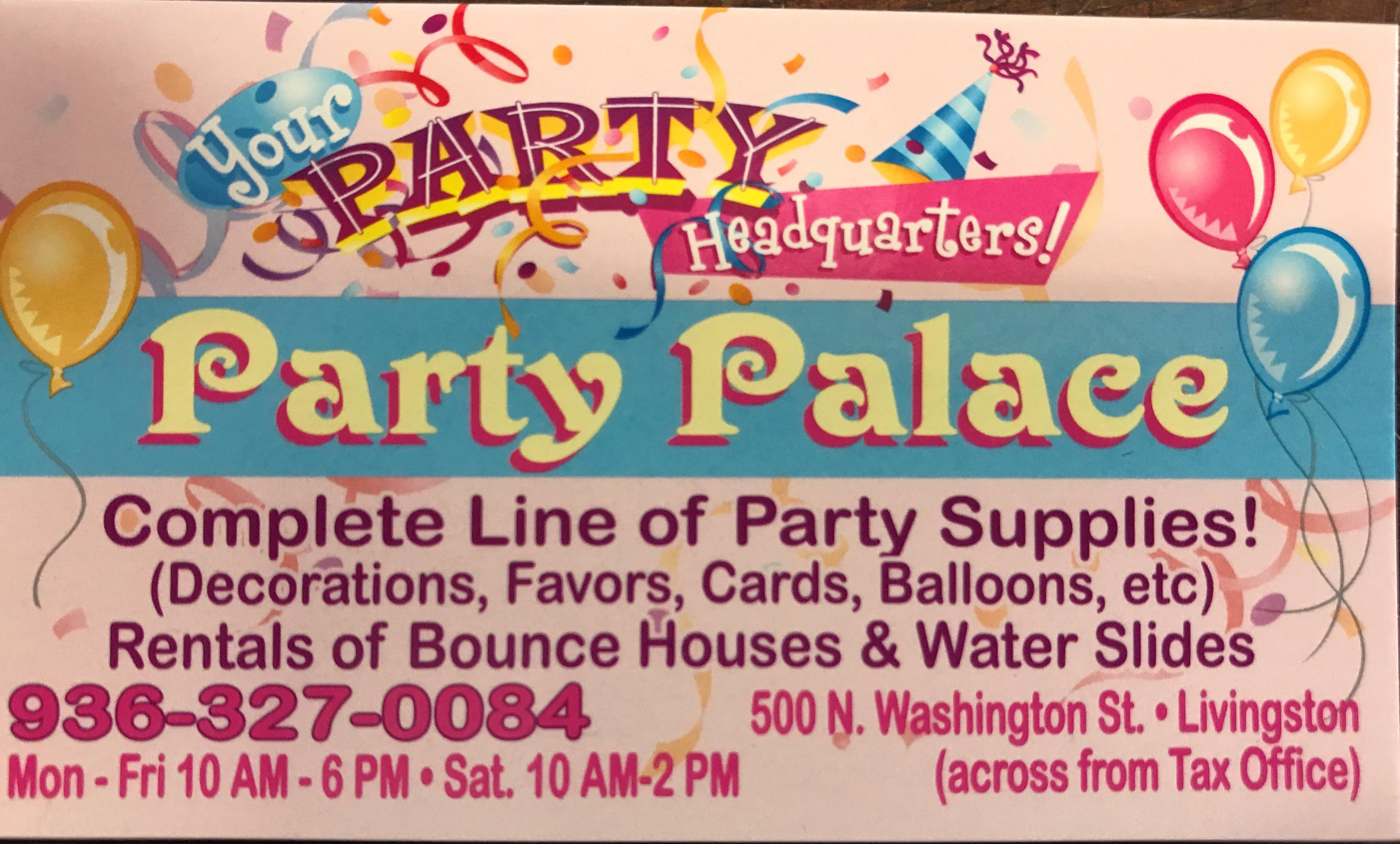 Party Palace LLC image 6
